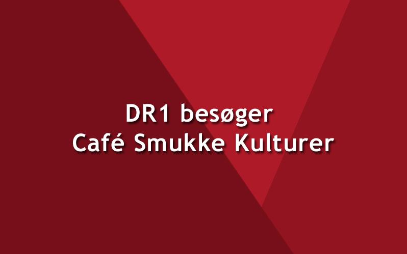 DR1 besøger Café Smukke Kulturer