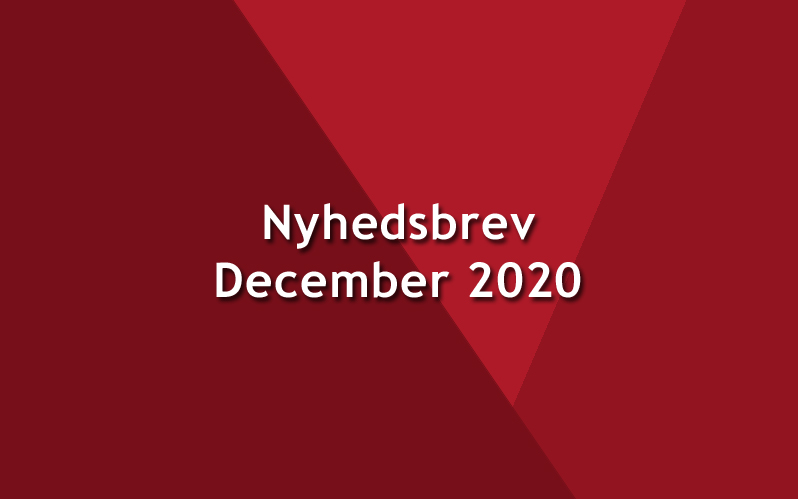Nyhedsbrev December